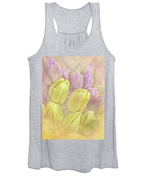 Burst Of Spring Women's Tank Top