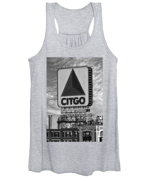 Citgo Sign Kenmore Square Boston Women's Tank Top
