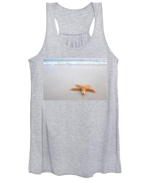 Destin Florida Miramar Beach Starfish Women's Tank Top