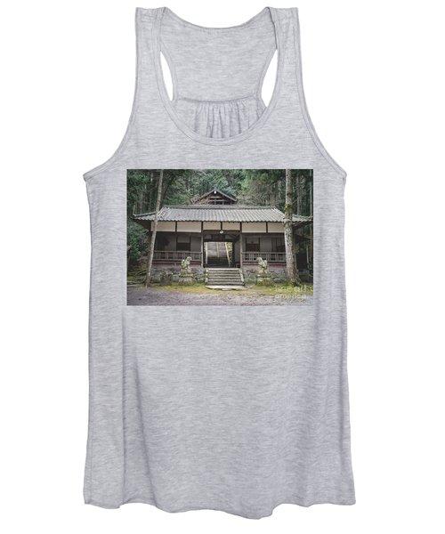 Forrest Shrine, Japan Women's Tank Top
