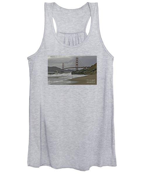 Golden Gate Study #1 Women's Tank Top