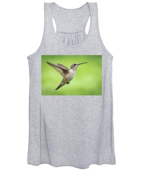 Hummingbird Women's Tank Top