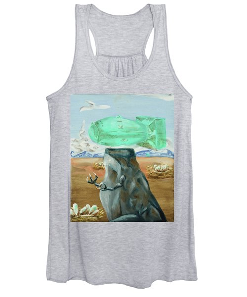 Incubator Of Anxiety Women's Tank Top
