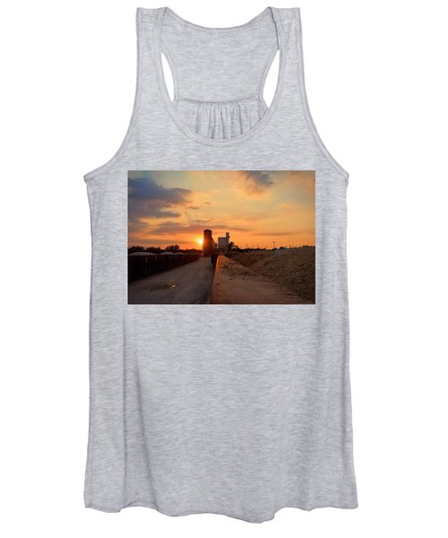 Katy Texas Sunset Women's Tank Top