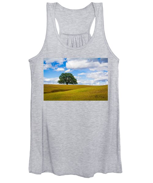Lone Oak Women's Tank Top