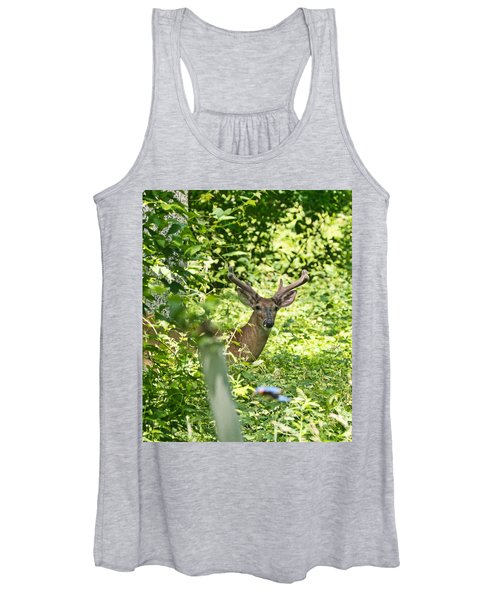 Looking At You Women's Tank Top
