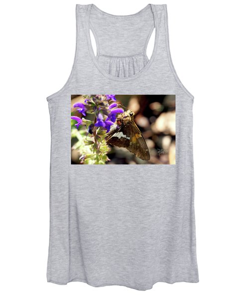 Moth Snack Women's Tank Top