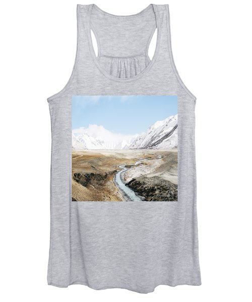 Mount Everest Women's Tank Top