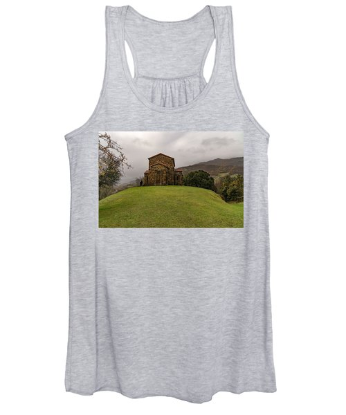 Mountains And Valleys All Around Women's Tank Top