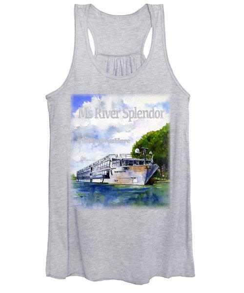 Ms River Splendor Shirt Women's Tank Top