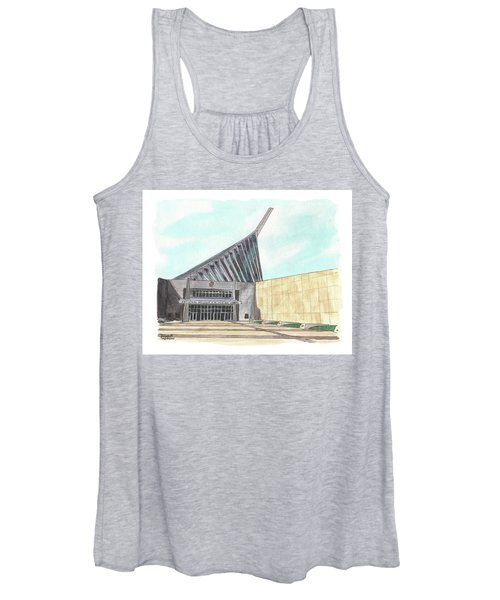 National Museum Of The Marine Corps Women's Tank Top