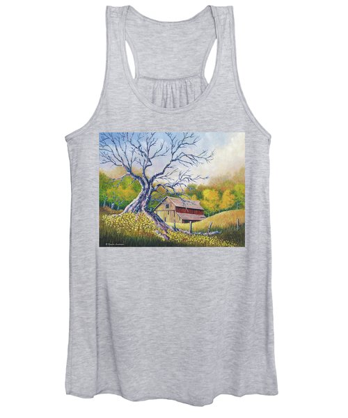 Old Barn Women's Tank Top