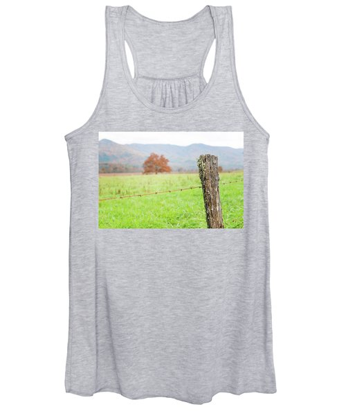 The Old Fence Post Women's Tank Top