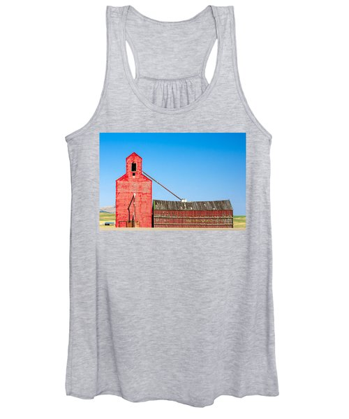 Old Red Women's Tank Top