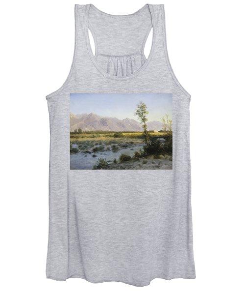 Prairie Landscape Women's Tank Top