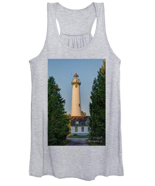 Presque Isle Lighthouse Women's Tank Top