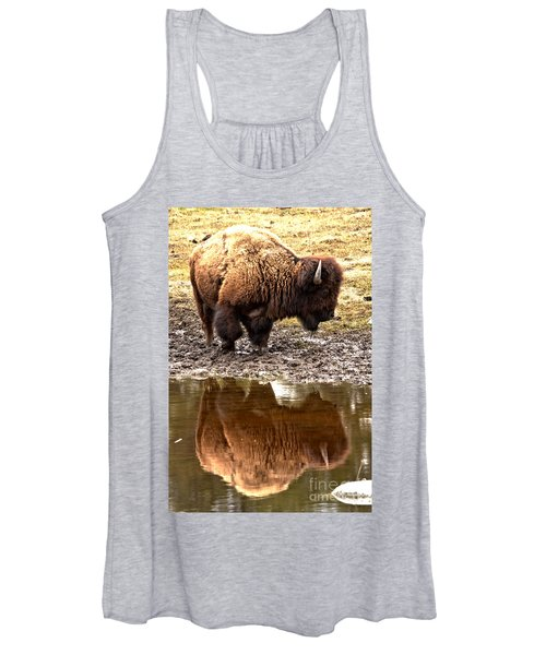 Reflections Of An American Icon Women's Tank Top