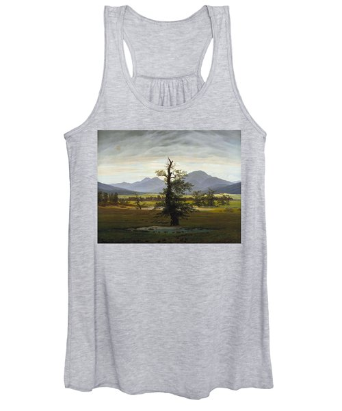 Solitary Tree Women's Tank Top