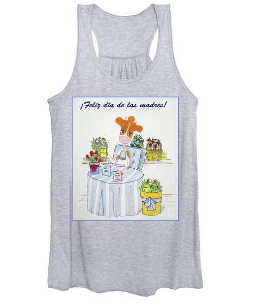 Spanish Moothers Day 2 Women's Tank Top