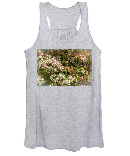 Spring Blossoms Women's Tank Top