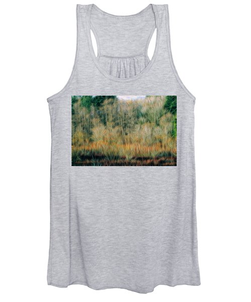 Spring Forest Women's Tank Top