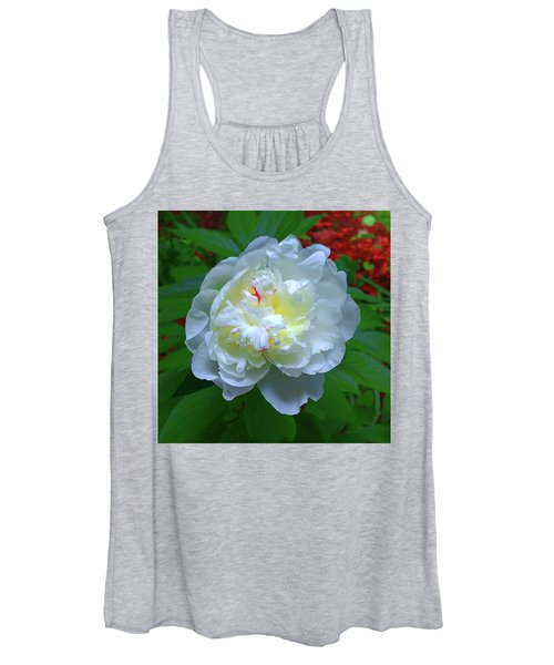 Spring Peony Women's Tank Top
