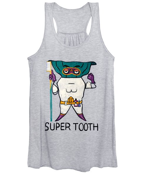 Super Tooth Women's Tank Top