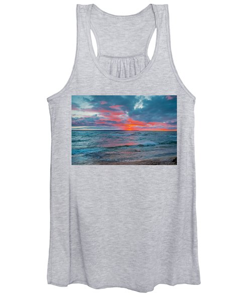 Superior Sunset Women's Tank Top