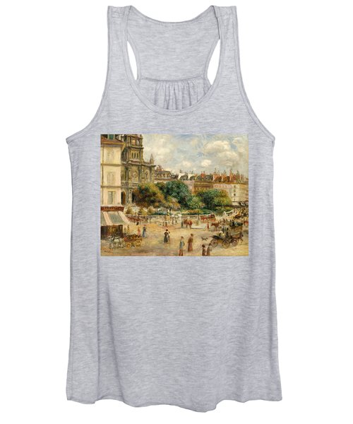 Place De La Trinite, 1893 Women's Tank Top