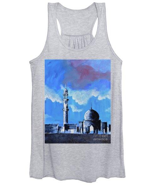 The Mosque Women's Tank Top