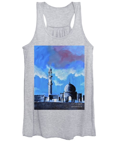 The Mosque Women's Tank Top