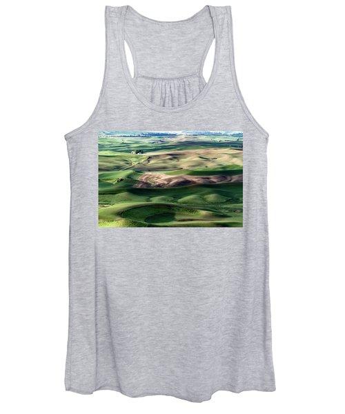 The Palouse Women's Tank Top