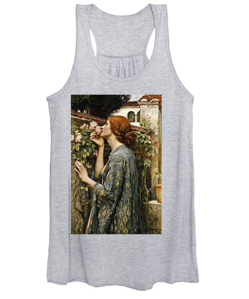 The Soul Of The Rose Women's Tank Top