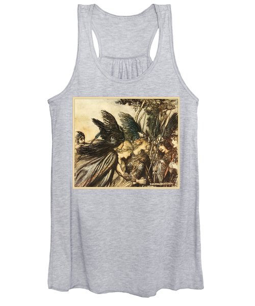 The Valkyrie Women's Tank Top