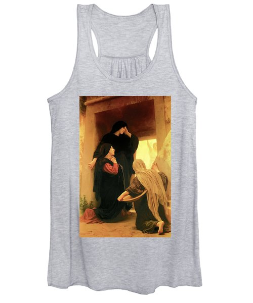 Three Marys At The Tomb Women's Tank Top