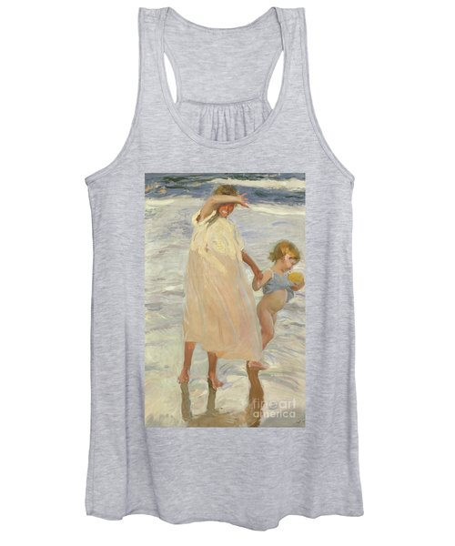 Two Sisters, Valencia Women's Tank Top