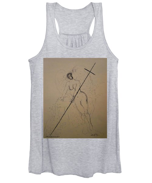 Unveiled Beauty Women's Tank Top