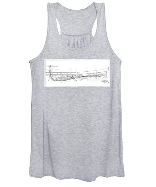 Valuation Map Boct Women's Tank Top