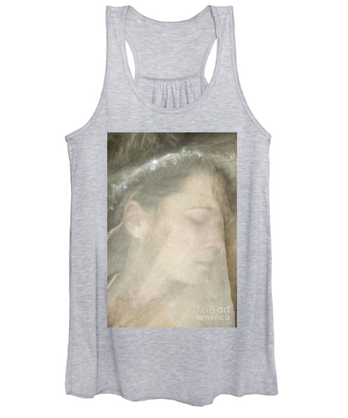 Veiled Princess Women's Tank Top