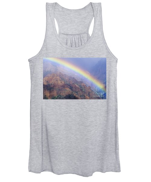 Waimea Canyon Rainbow Women's Tank Top