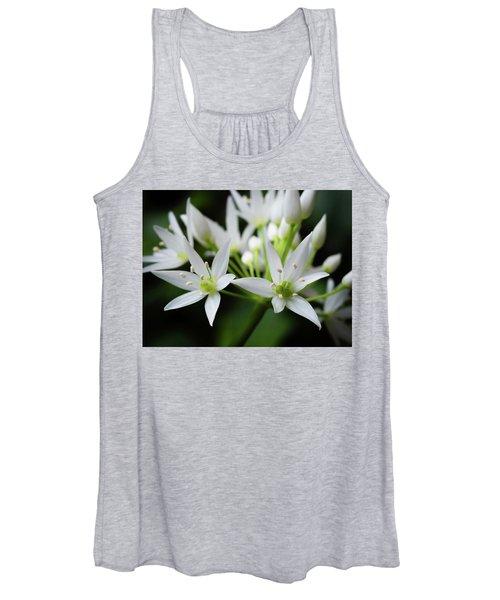Wild Garlic Women's Tank Top