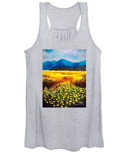 Wildflowers Women's Tank Top