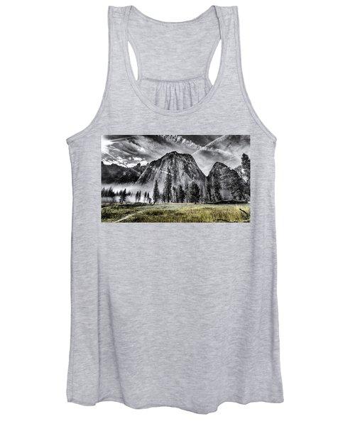 Yosemite Dawn Women's Tank Top