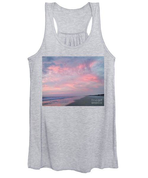 Pretty In Pink Women's Tank Top