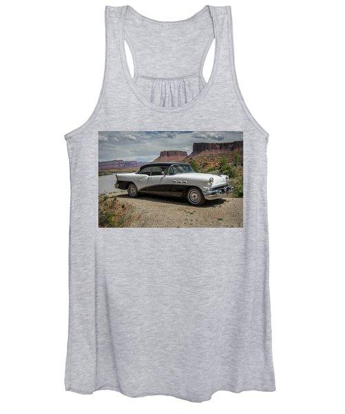 1956 Buick Special Women's Tank Top