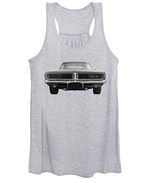 1969 Dodge Charger  Women's Tank Top