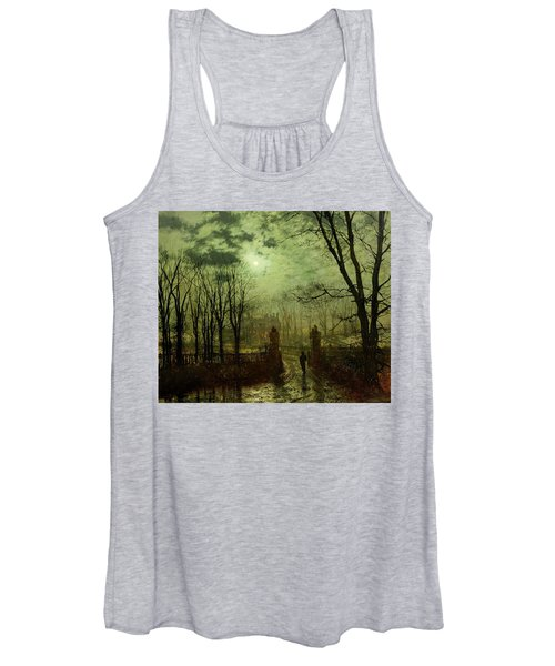 At The Park Gate Women's Tank Top