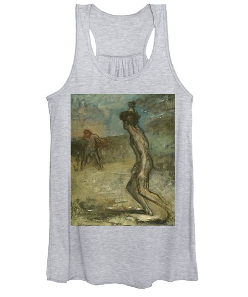 David And Goliath Women's Tank Top