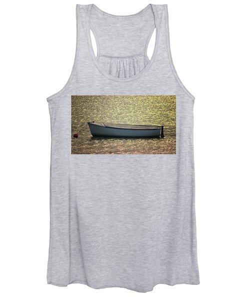 Fishing Boat Women's Tank Top