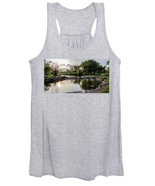Midwest Sunset Women's Tank Top